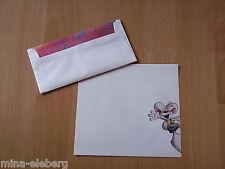Diddl Briefpapier Nr. 15 Hey Du! aus Knuddelsammlung frisch aus der Verpackung