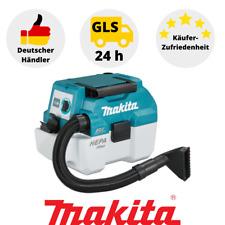 Makita Akku Staubsauger 18V DVC750LZX1 ohne Akku Sauger Reinigungsarbeiten