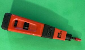 IDEAL Punchmaster Punch Down Tool With 110 Blade Brand New (No Box)