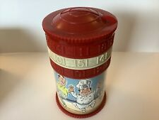 More details for vintage'tubby trex' safe bank money box c. 1950's