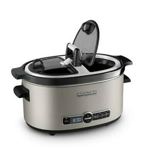 KitchenAid Architect Series 6-Quart Slow Cooker