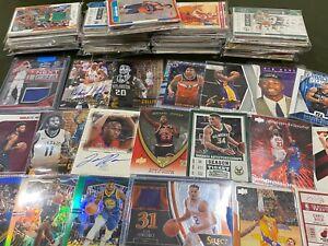 NBA Card Lot 250 Cards Jordan Kobe Giannis and the great VIN BAKER!!