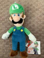 """Nintendo Luigi 10"""" Plush New FREE SHIPPING!"""