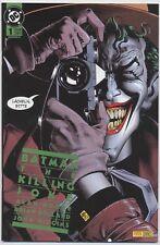 BATMAN: DETECTIVE COMICS # 1 - KILLING JOKE - MOORE / BOLLAND -PANINI 2001 - TOP