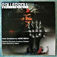 André Previn, Rollerball (Original Motion Picture Soundtrack) Vinyl LP, 1975