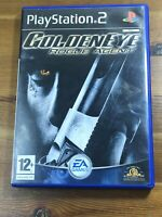 GoldenEye: Rogue Agent Playstation 2 (PS2) GAMES