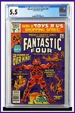 Marvel's Greatest Comics #93 CGC Graded 5.5 Marvel 1980 Newsstand Comic Book.