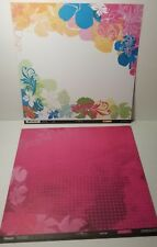 Scrapbook Paper Assortment 19 sheets 12x12 Sandy Lion