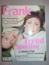 Magazine mode fashion FRANK august 1998 trend spotting