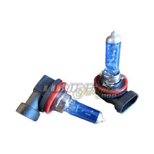 Birnen H8 35 Watt 6000K Weiss 12V 2x Stück Xenon Look Cobalt Blue