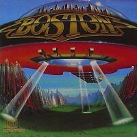Boston Don't look back (1978) [CD]