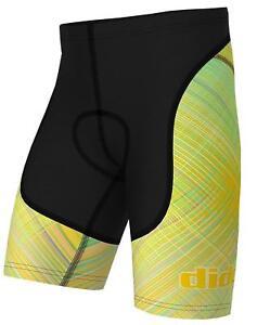 Didoo Mens Cycling Shorts Padded Lycra Pants Bike Bicycle Tight Fit Racing MTB