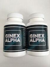 Ginex Alfa-Man Boob (ginecomastia) el tratamiento! Quemador De Grasa 120 Cápsulas