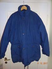 Señores daunenparka BJ Sportswear Parka 52 XL plumón outdoor Navy Down