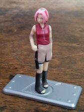 Rare 2006 Bandai Naruto Shippuden Ninja Collection Part 1 Real Figure # 2 Sakura