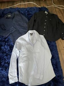Mens Clothes Bundle Small. Shirts. Reiss, Hollister And River Island