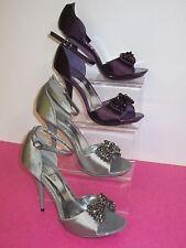 Stiletto Heel Spot On Textile Shoes for Women