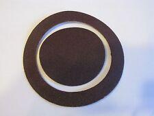 5x Discos de Lijado Worx Profesional Almohadillas 125mm Grueso 40 Grit WA2006 Lote de trabajo de bricolaje
