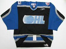 OHL ALL STAR GAME AUTHENTIC BLACK PRO REEBOK HOCKEY JERSEY SIZE 54