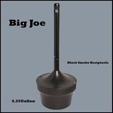 Genuine Joe 4.25 Gal Fire-safe Smoking Receptacle 623234