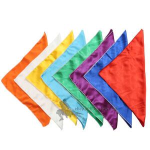 Tai chi Sword Shaolin Broadsword Ribbons Weapons Tassels Silk Satin 20 Colors