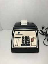 Commodore Business Machines Model 202 Adding Machine CBM Vintage Calculator 1969