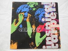 Caravan Inspiral Carpets '12' Maxi LP / INT 126.955 Germany 1991 Mute Records