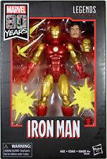 Marvel Legends ~ CLASSIC IRON MAN ACTION FIGURE ~ MARVEL 80 YEARS ~ Hasbro