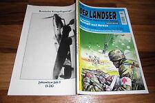 LANDSER GROßBAND # 1381 - KAMPF auf KRETA / Fallschirm + Gebirgsjäger im Einsatz