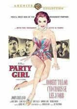 Party Girl 0883316164587 With John Ireland DVD Region 1