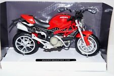 MOTO DUCATI MONSTER 1100 1/12 NEW RAY
