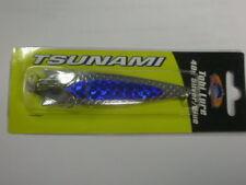 Cucharillas de pesca azul