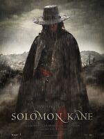 POSTER SOLOMON KANE JAMES PUREFOY GRNDE PLASTIFICATO 1