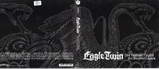 Eagle Twin -The Feather Tipped The Serpent's Scale- CD (Digipak) near mint