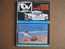 TV JOUR 84/35 (29/8/84) STEPHANE COLLARO DE DIEULEVEULT