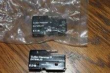 Cutler Hammer Micro Limit Switches,E47BML20,Standard Lever, New in package