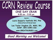 Laura Gasparis Ccrn Exam Online Video Series + Barron's Review Exam + Ccrn eBook