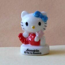 Fève Zodiaque d' Hello Kitty - 2013 - Kitty Scorpio