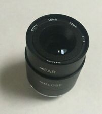 CCTV & Video Mount Lens 12mm F1.2 SSE 1212