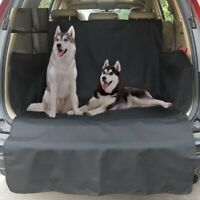 Pet Carriers Car Seat Cover Protector Trunk Mat Carrying Transportation Cats Dog