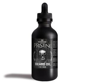 BEARD GAINS 3 OZ BOTTLE PRISTINE MENS OIL FACIAL HAIR SERUM | SCENT WOMEN LOVE