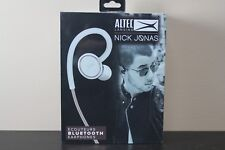 Altec Lansing NJEP-1-RG-FR Nick Jonas Bluetooth Earphones