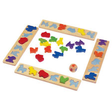 Animal Matching Game - Wooden Educational Toy - 3 Years+