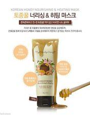 [MY BEAUTY DIARY] Royal Honey Nourishing & Heating Wash Off Facial Mask KOREA