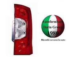 FANALE FANALINO STOP POSTERIORE DX FIAT QUBO 08> 2P 2008>