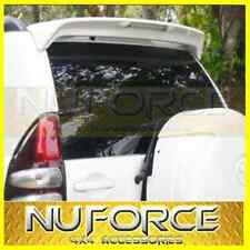 Toyota Landcruiser Prado 120 Series (2003-2009) Rear Spoiler (White)