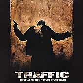 Traffic Soundtrack /Film Score by Cliff Martinez (CD-2001, TVT (Dist.) LIKE NEW