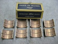 4 Rod Bearings 1939 1940 1941 1942 Ford V-8 90 HP 221 CID 81A-6211-C6 .010