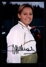 Sabine Appelmanns Foto Original Signiert Tennis + A 97045