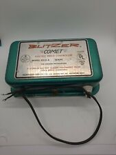 Vintage Blitzer Comet Electric Fence Controller B22